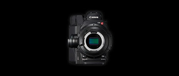 C300 Mark II Cinema Camera